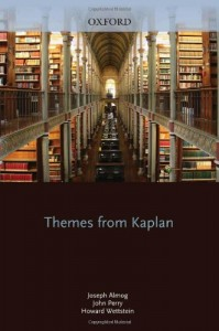 The best books on The Philosophy of Language - Themes from Kaplan by Joseph Almog, John Perry and Howard Wettstein