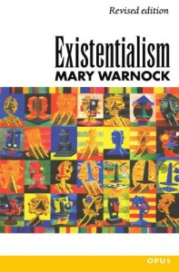 The best books on Morality Without God - Existentialism by Mary Warnock