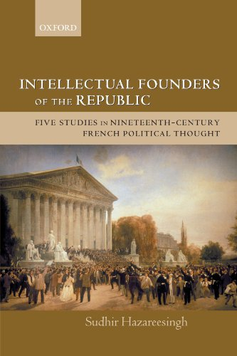 The best books on Charles de Gaulle's Place in French Culture - Intellectual Founders of the Republic by Sudhir Hazareesingh