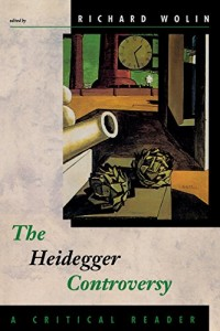 The best books on France in the 1960s - The Heidegger Controversy by Richard Wolin