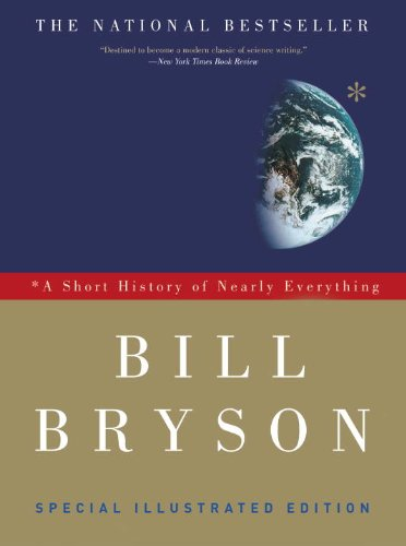 The best books on Cosmology - A Short History of Nearly Everything by Bill Bryson