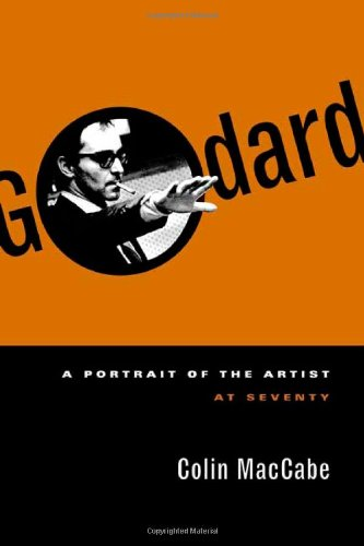 The best books on France in the 1960s - Godard by Colin MacCabe