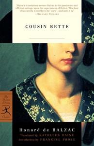 The Greatest French Novels - La Cousine Bette by Honoré de Balzac
