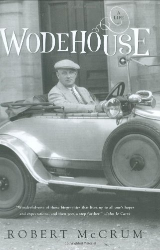 The best books on US and UK English - Wodehouse by Robert McCrum