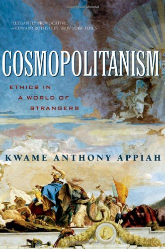 The best books on Honour - Cosmopolitanism by Kwame Anthony Appiah