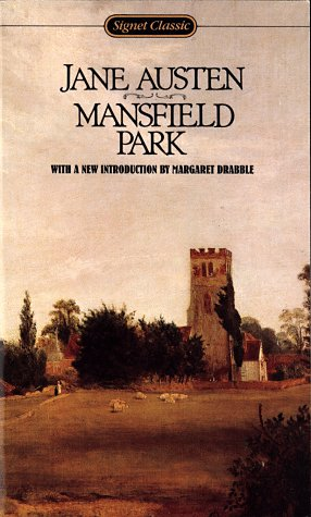 The best books on Morality Without God - Mansfield Park by Jane Austen
