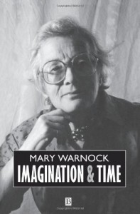 The best books on Morality Without God - Imagination and Time (1994) by Mary Warnock