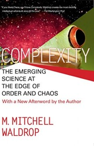 The best books on The Universe - Complexity by M Mitchell Waldrop