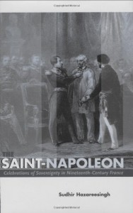 The Saint-Napoleon by Sudhir Hazareesingh