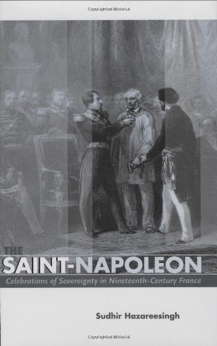 The best books on Charles de Gaulle's Place in French Culture - The Saint-Napoleon by Sudhir Hazareesingh