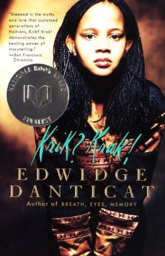 Edwidge Danticat on Haitian Literature - Krik? Krak! by Edwidge Danticat