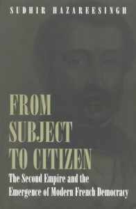 From Subject to Citizen by Sudhir Hazareesingh