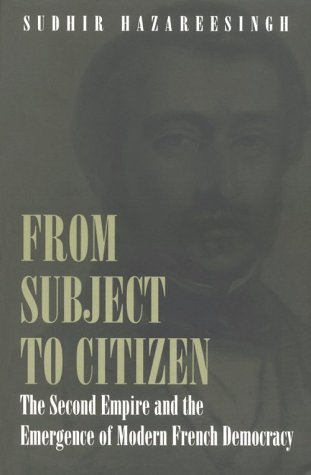 The best books on Charles de Gaulle's Place in French Culture - From Subject to Citizen by Sudhir Hazareesingh