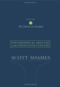 The best books on The Philosophy of Language - Philosophical Analysis in the Twentieth Century Volumes 1 and 2 by Scott Soames