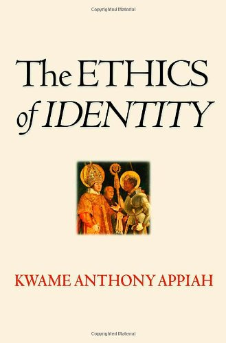 The best books on Honour - The Ethics of Identity by Kwame Anthony Appiah