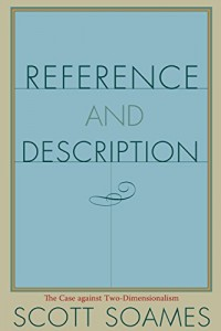 The best books on The Philosophy of Language - Reference and Description by Scott Soames
