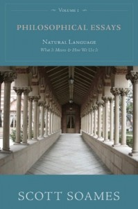 The best books on The Philosophy of Language - Philosophical Essays Volumes 1 and 2 by Scott Soames