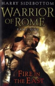 The best books on Ancient Rome - Warrior of Rome by Harry Sidebottom