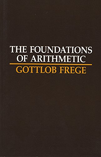 The best books on The Philosophy of Language - The Foundations of Arithmetic by Gottlob Frege