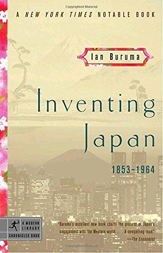 Inventing Japan 1854-1964 by Ian Buruma