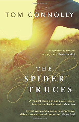 The best books on The Best Debut Novels of 2010 - The Spider Truces by Tom Connolly