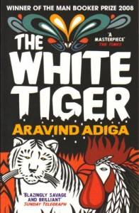 The best books on US and UK English - The White Tiger by Aravind Adiga