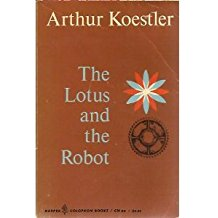 The best books on Japan - The Lotus and the Robot by Arthur Koestler