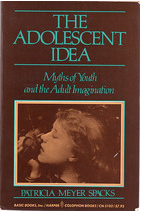 The Adolescent Idea by Patricia Meyer Spacks