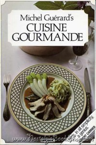 The best books on Simple Cooking - La Cuisine Gourmande by Michel Guérard