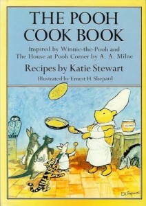The best books on Cooking - The Pooh Cook Book by Katie Stewart