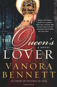 Vanora Bennett recommends the best Historical Fiction - The Queen's Lover by Vanora Bennett