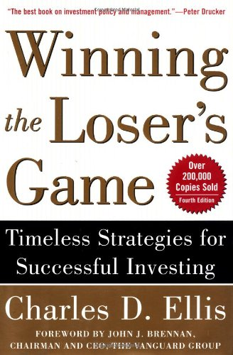 The best books on Investing - Winning the Loser's Game by Charles D. Ellis