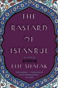 The best books on Turkey - The Bastard of Istanbul by Elif Shafak