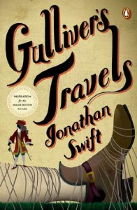The best books on Political Satire - Gulliver's Travels by Jonathan Swift