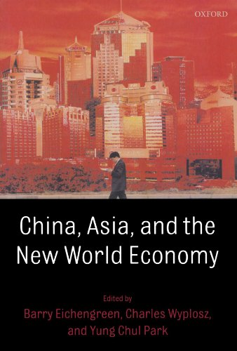 The best books on The Euro - China, Asia, and the New World Economy by Barry Eichengreen