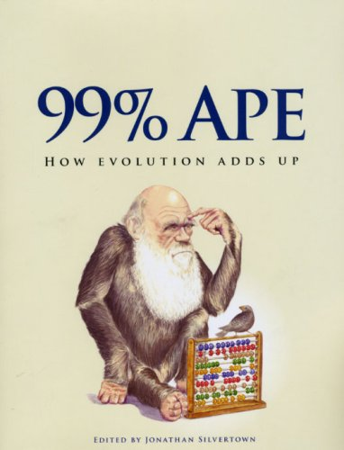 The best books on Plants - 99% Ape by Jonathan Silvertown