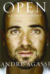 The best books on Sportsmanship and Cheating - Open by Andre Agassi