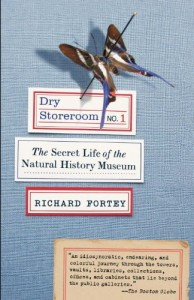 The best books on Palaeontology - Dry Store Room No 1 by Richard Fortey