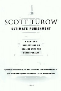 The Best Legal Novels - Ultimate Punishment by Scott Turow