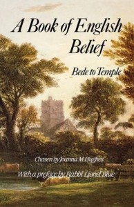 Rabbi Lionel Blue chooses his Favourite Books - A Book of English Belief by Joanna M Hughes