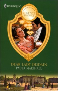 Rabbi Lionel Blue chooses his Favourite Books - Dear Lady Disdain by Paula Marshall
