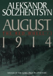 The best books on Why Russia isn't a Democracy - August 1914 by Aleksandr Solzhenitsyn