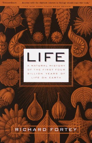 The best books on Palaeontology - Life by Richard Fortey