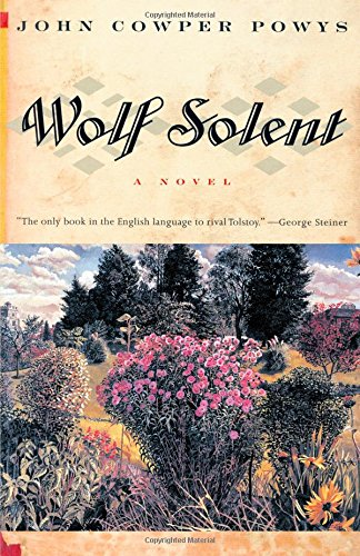 The best books on Worry - Wolf Solent by John Cowper Powys