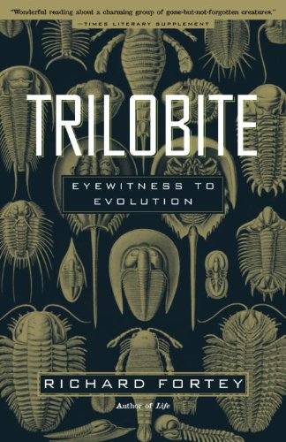 The best books on Palaeontology - Trilobite by Richard Fortey