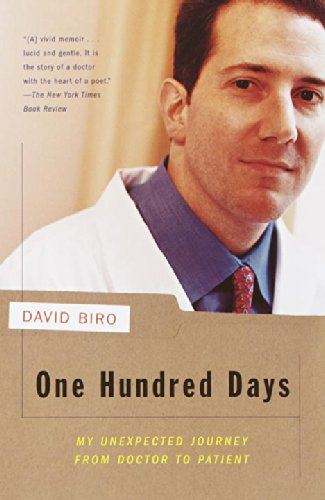 The best books on Pain - One Hundred Days by David Biro