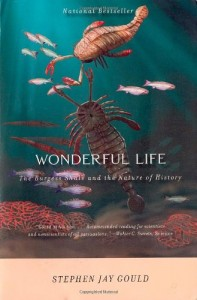 The best books on Palaeontology - Wonderful Life by Stephen Jay Gould