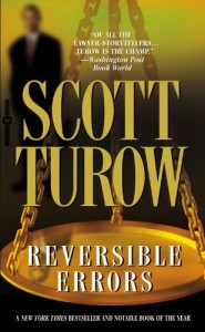 The Best Legal Novels - Reversible Errors by Scott Turow