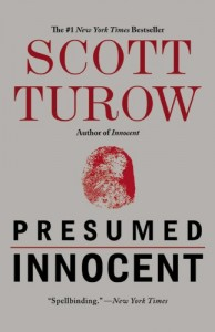 The Best Legal Novels - Presumed Innocent by Scott Turow