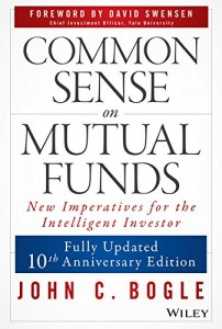 The best books on Personal Finance - Common Sense on Mutual Funds by John C. Bogle